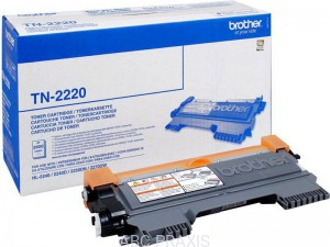 Toner Brother TN-2220 (czarny) oryg