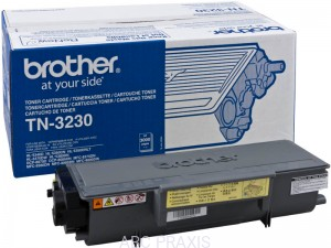 Toner Brother TN-3230 (czarny) oryg.