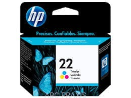 Cartridge HP nr 22  (kolor) oryg.